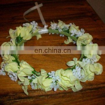Wedding FLORAL DESIGN HEADBAND