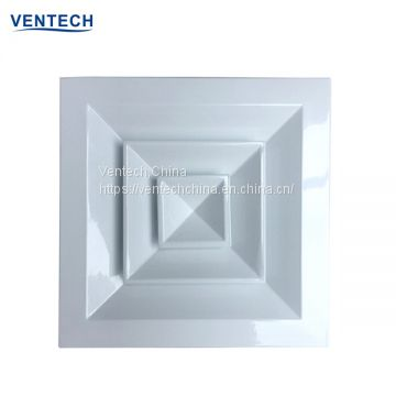 Supply Square Ceiling Diffuser Air Diffuser hvac sytem