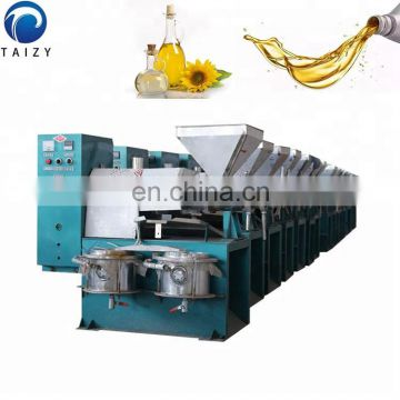 Taizy Automatic Grade and New Condition screw press oil expeller price