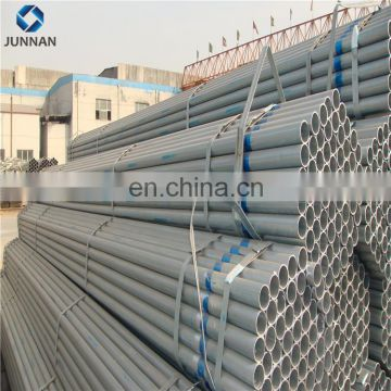 Promotion Standard Hot Dipped Galvanized Junnan Brand Steel Pipe