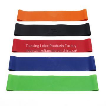 Wholesale Private Label Physical Therapy Fitness Stretch Resistance Bands