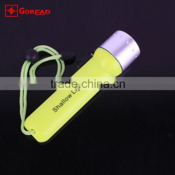 Goread High Power dive flashlight