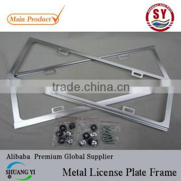 Number Plate Suppliers >> High Quality Metal License Plate Frames Car Number Plate