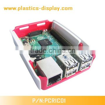 New Model Raspberry Pi 2 Case (Raspberry Pi 2, all accessories power, SD card, screens available)