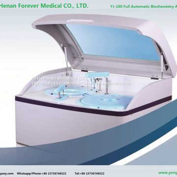Clinic Laboratory Fully-Automatic Chemistry Biochemical  Analyzer with Touch Screen