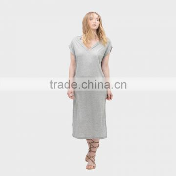 sofe cotton dress long dress for women