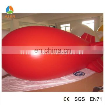 advertising inflatable balloon helium blimp, helium balloon zeppelin for sale