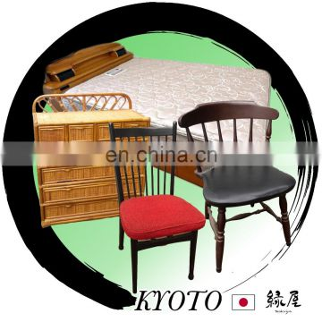 Reliable Used Patio Furniture from Japan/ the Beds, the Cabinets, etc. by Container