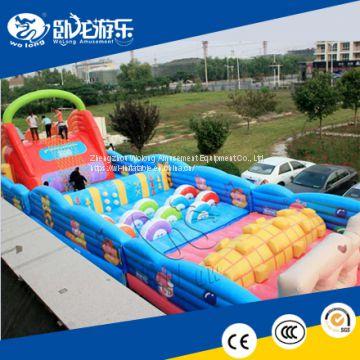 New Design Commercial giant inflatable games for kids inflatable obstacle course