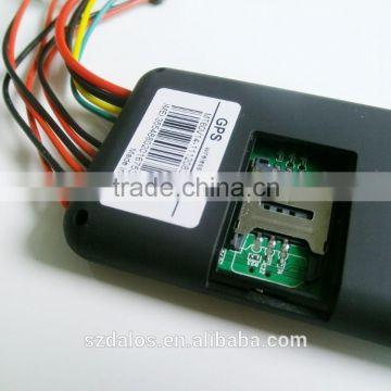 High quality easy install SOS alarm gps tracker GT06 Tk100