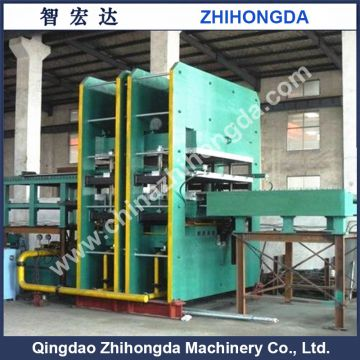 1800T Vulcanizing Press for Making Rubber Mat