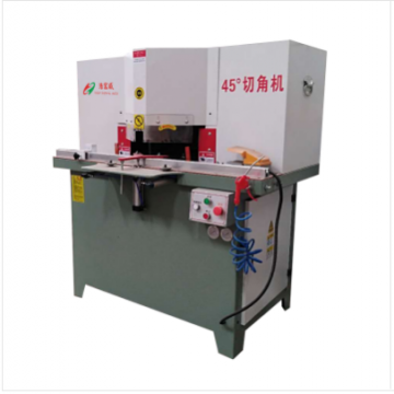 Aluminum Extrusion Cutting Machine 2.2kw×2 Double Head Aluminium Cutting Machine