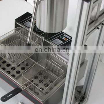 Hot sale China delicious tasty churros making machine made in China