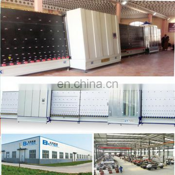 Double glazing glass making insulating glass machine