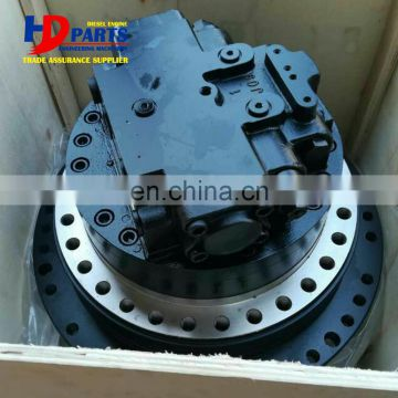 JCB220 Transmission Reduction Motor Gearbox JS220 Gear Box Assembly With Pump