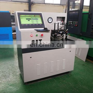 CAT4000L HEUI TEST BENCH WITH COMPUTER TEST medium pressure injectors.