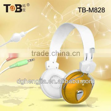 china new product 2015 Computer Laptop Mp3 Mp4 fashionable headphone brands for computer
