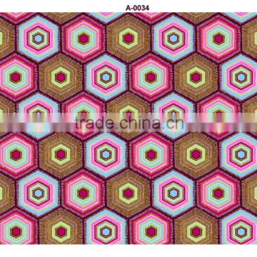 2016 newest JAVA design cotton african clothes wax print fabric