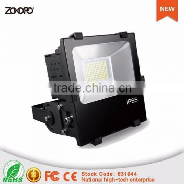 50w anti-surge 6kv low price new design high quality led 80ra 80lm driver on board complete flood light