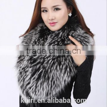2016 New Product Noble Cape Brand Name shawl Hand Made Wholesale Cashmere And Fox Fur Trim