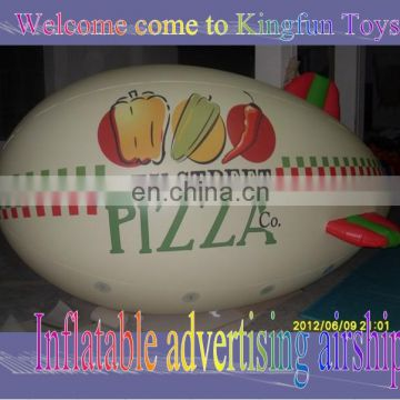 2013 Inflatable advertising airship
