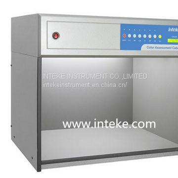 Color assessment cabinet/Color Light Box -INTEKE CAC(6)