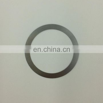 Precision chemical etched ring shim metal flat washer