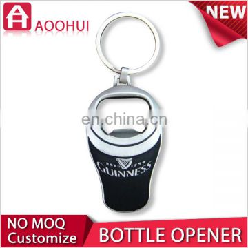 Top copper souvenir metal bottle opener