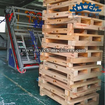 Wood Pallet Making Machine for US pallet
