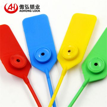 Gas Oil Plastic Security seal for Luggage fire extinguisher plastic seal
