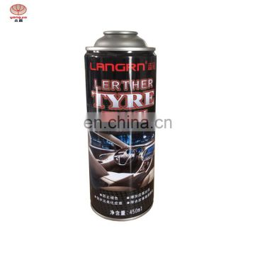 Wholesale  refillable spray can aerosol with metal tin can from Guangzhou