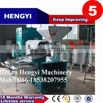 Multi-functional black seed oil press machine/stainless steel oil press machine/12 months oil press