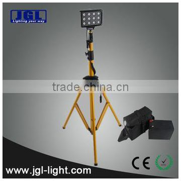 Guangzhou manufacturers waterproof portable tripod stand mass 3M height led outdoor working 36W maintenance lighting RLS-836L