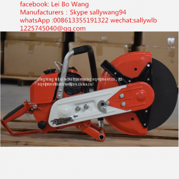 factory Rescue demolition toothless saw cutting machine fire toothless saw cutting saw portable gasoline saw domestic