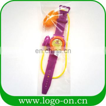 Alibaba Promotional Custom Various Shapes Buy Bulk Children Watch Toy Keychain Plastic Toys From China