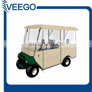 Deluxe golf cart enclosure cover for Ez go Yamaha Club car of Covers on yamaha golf cart seat cover, yamaha drive golf cart, yamaha ez go golf cart enclosure,
