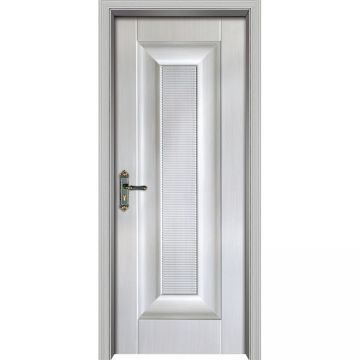 New Design Waterproof pvc door price list