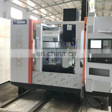 Stainless Steel Milling CNC MachineWith Magnetic Table And Power Feed