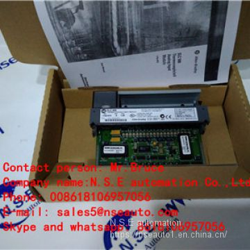Allen Bradley 1756-CN2RK MADE IN US- NEW PLC ,DCS TSI SYSTME SPARE PARTS IN STOCK-CHINESE SUPPLIER NSE AUTOMATION -Bruce