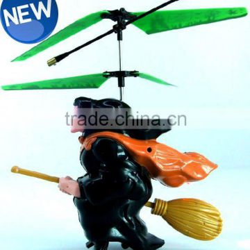 RC Flying Witch Helicopter with Gyro