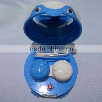 frog contact lens cleaning machine/electronic contact lens case/contact lens cleaning case