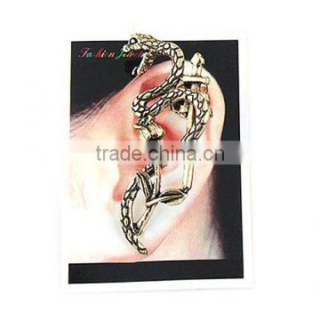 Anti gold plated earring women fashion jewelry 2016