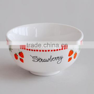 2016 best selling home use new design decal bowl