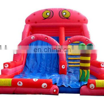 Commercial playground equipment inflatable slide
