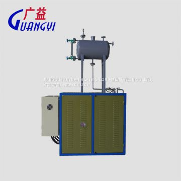 heat conduction oil furnace for heating hot roller in non-woven fabric industry