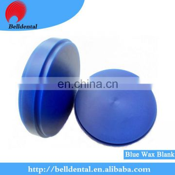 Millable Blue Wax CAD CAM Open System Disc