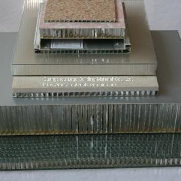Environment Friendly Granite Aluminum Honeycomb