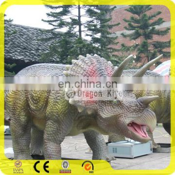 2016 Animatronic walking dinosaur for amusement park rides