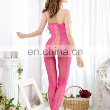 2015 Most Popular And Comfortable Lingerie Body Stocking Mature Women Sexy Lingerie