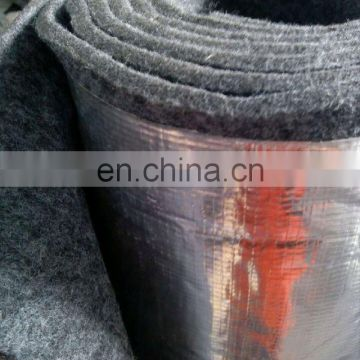 China factory directly sell a grade pu scrap foam /trim foam, plastic flooring underlayment foam with aluminum foil